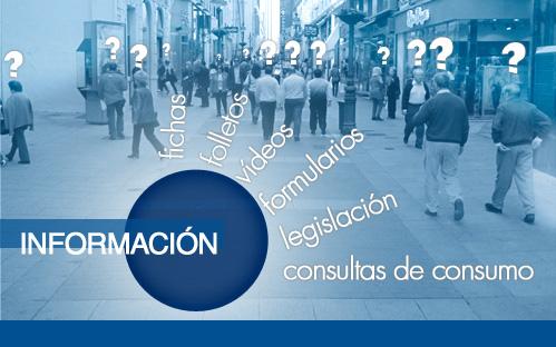 Información y consultas de consumo